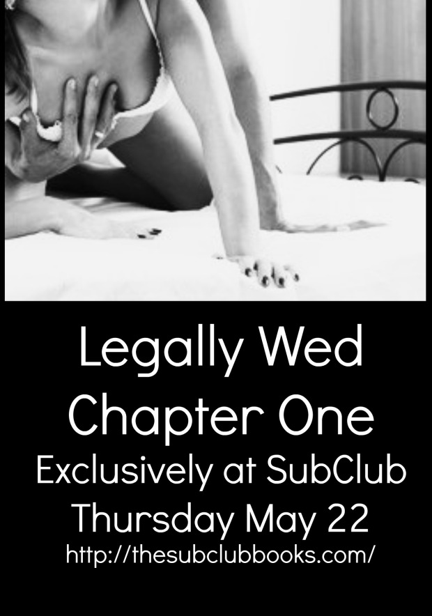 Legally Wed Chapter One