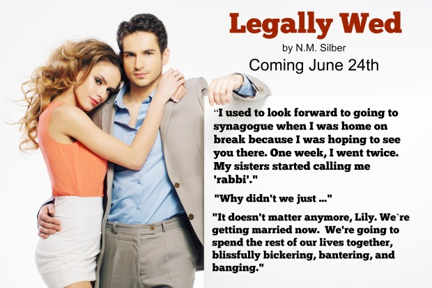 Legally Wed Teaser