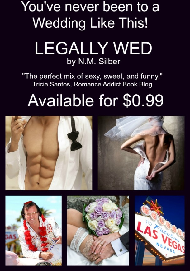 Legally Wed is LIVE!
