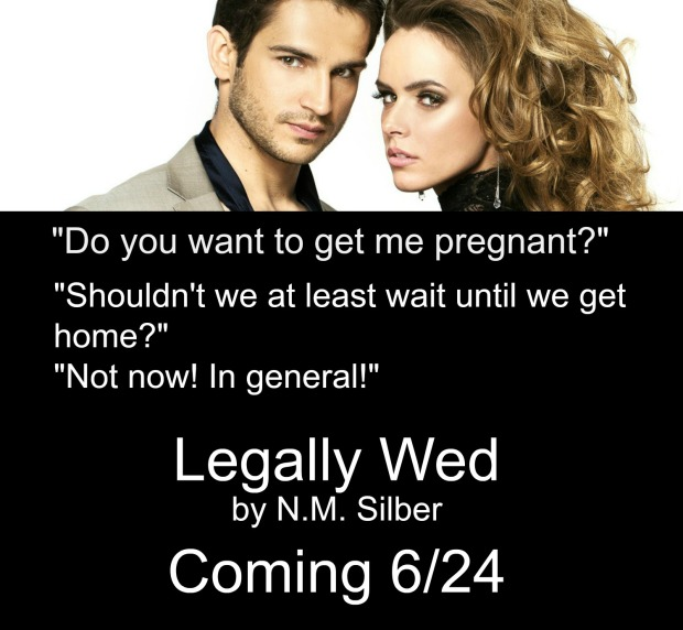 Legally Wed 6/24
